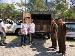 Upacara HUT Ke-73 Republik Indonesia Tahun 2018