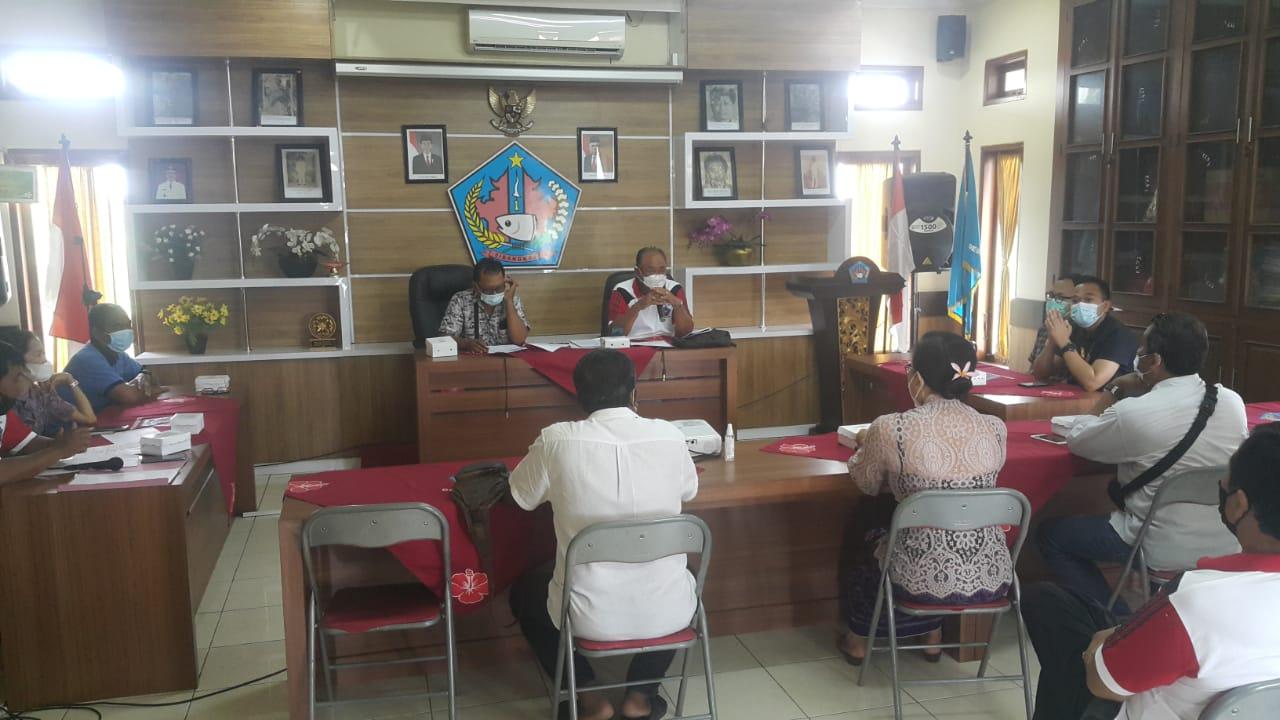 Monitoring Pemilihan Perbekel Desa Sibangkaja Kecamatan Abiansemal Kabupaten Badung