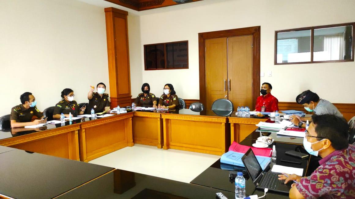 Rapat Koordinasi Lanjutan atas Gugatan Perkara Perdata